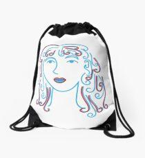 Girl Drawstring Bag