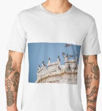 No room on the tower Men's Premium T-Shirt