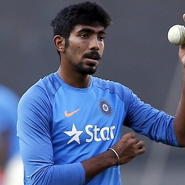 jasprit bumrah by Chuft