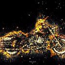 Flaming Star by Keith Hawley