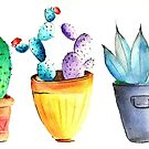 Cactus Time by Michelle Potter
