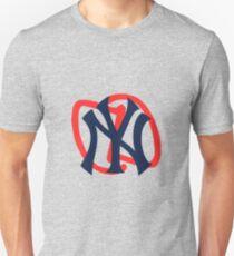 DDA Logo + NY Unisex T-Shirt