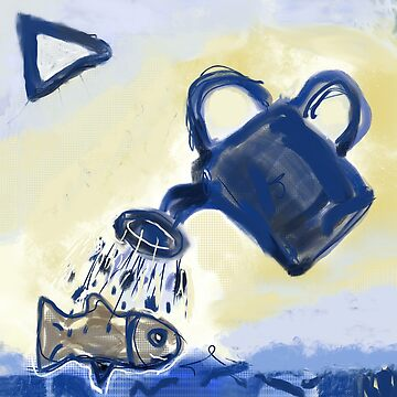 The Watering Can by Albert