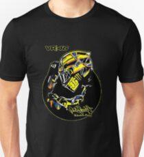 Illustration Valentino Rossi Art Unisex T-Shirt