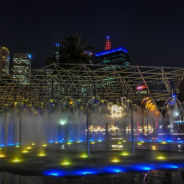 Parliament Gardens - Melbourne by houseofgolden