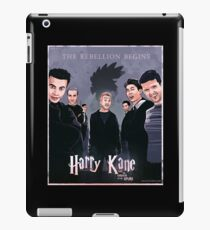 Harry Kane and the Order of Spurs iPad Case/Skin