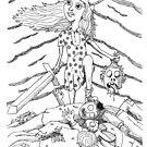 Zombie Slayer by ZOMBIETEETH
