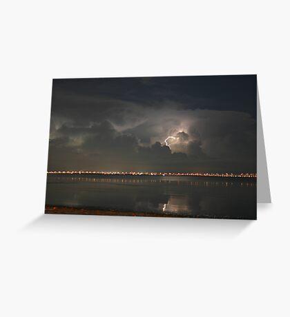 Tampa Bay Lightning Greeting Card
