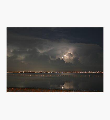 Tampa Bay Lightning Photographic Print