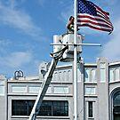 America Under Repair..Remembering 9/11 by pat gamwell