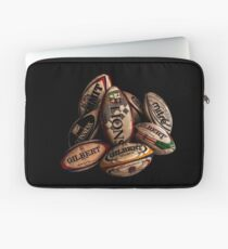 Rugby Balls Laptop Sleeve