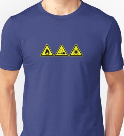 Warning: nasty stuff! T-Shirt