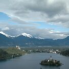 Lake Bled by mapkyca