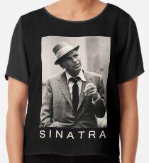 Frank Sinatra Chiffontop