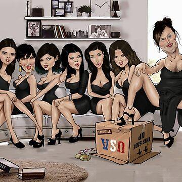 The Kardashian by Lowdey