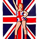 Ginger union Jack by Mikexkish