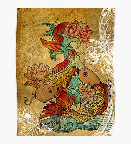 Koi fish gifts merchandise redbubble for Koi fish gifts