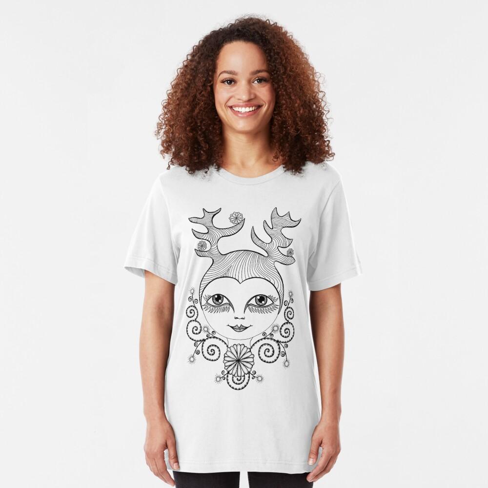 Doe my Dear Slim Fit T-Shirt
