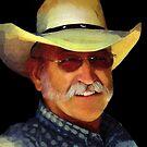 Cowboy Bob by pat gamwell
