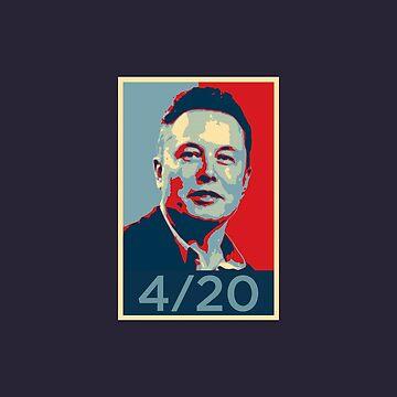 420 Elon by TopalSinek