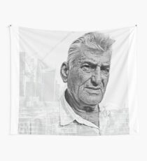 The architect Wall Tapestry