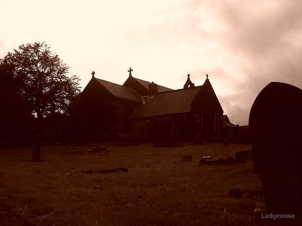 St Albans Church, Windy Nook by Ladymoose
