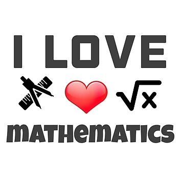 I love mathematics, back to school by Ts-shoop