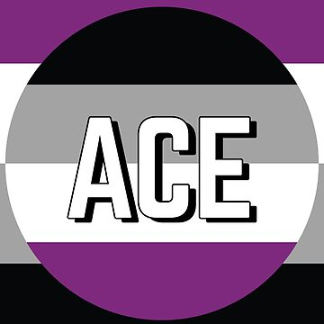 Ace - Asexual Pride by Lightfield