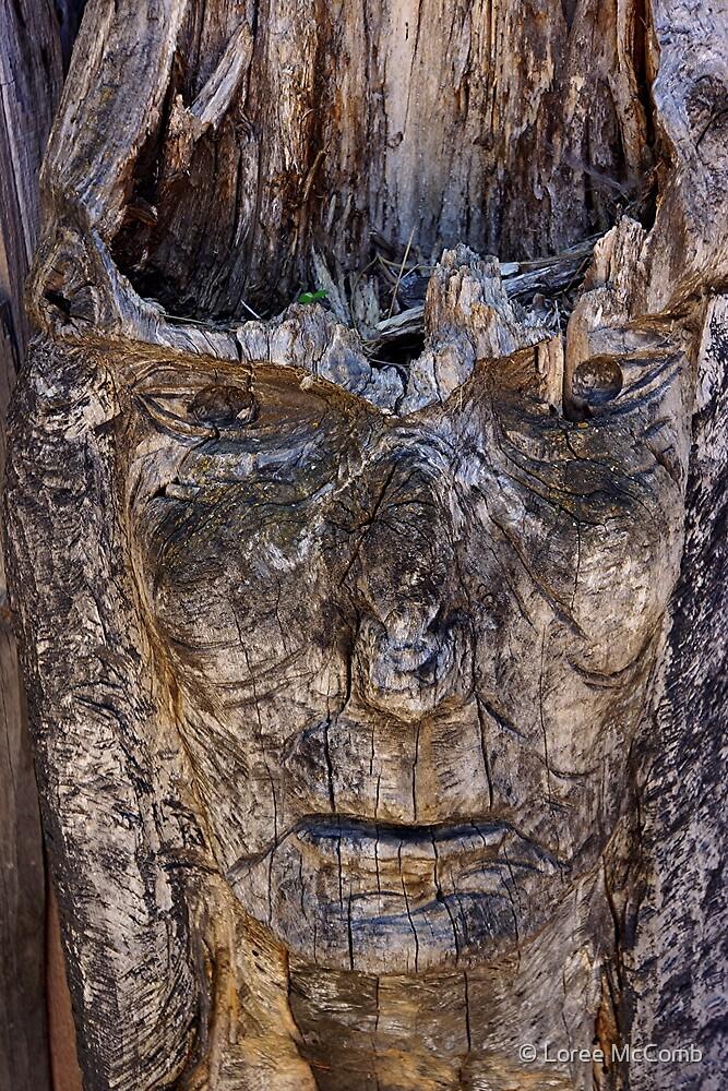 Tree Spirit by © Loree McComb