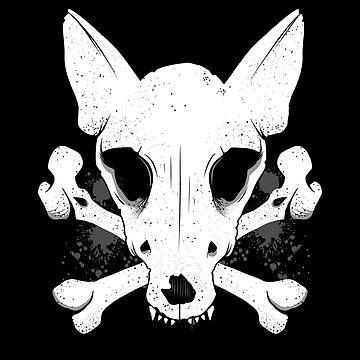 Dead Dogs 'n' Bones by spazzynewton