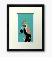cool art Framed Print