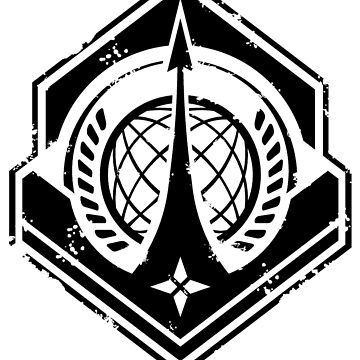 Halo | UNSC Navy Insignia Weathered by teethehee