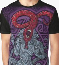 Nyarlathotep Icon - Azhmodai 2018 Graphic T-Shirt