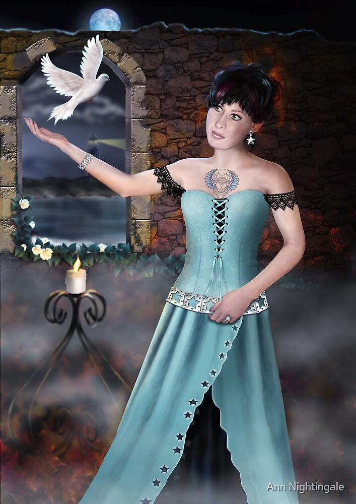 Fantasy by Ann Nightingale
