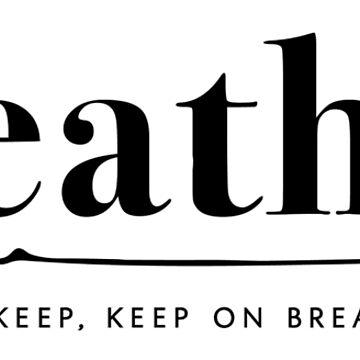 Breathin' Lyrics by Jemifre