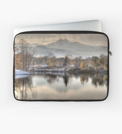 Between Fall and Winter Laptop Sleeve