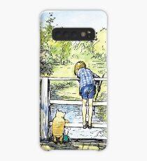 Funda/vinilo para Samsung Galaxy Winnie the Pooh