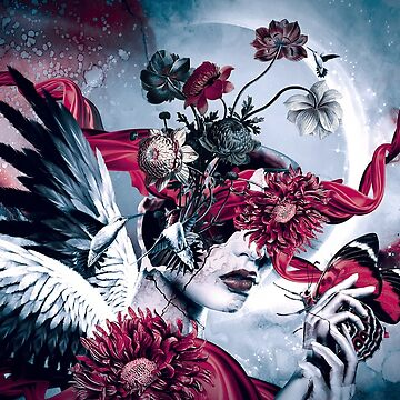 Queen of Flowers by rizapeker