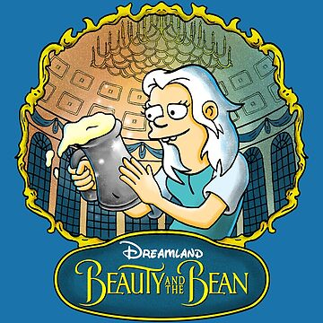Beauty and the Bean by hootbrush