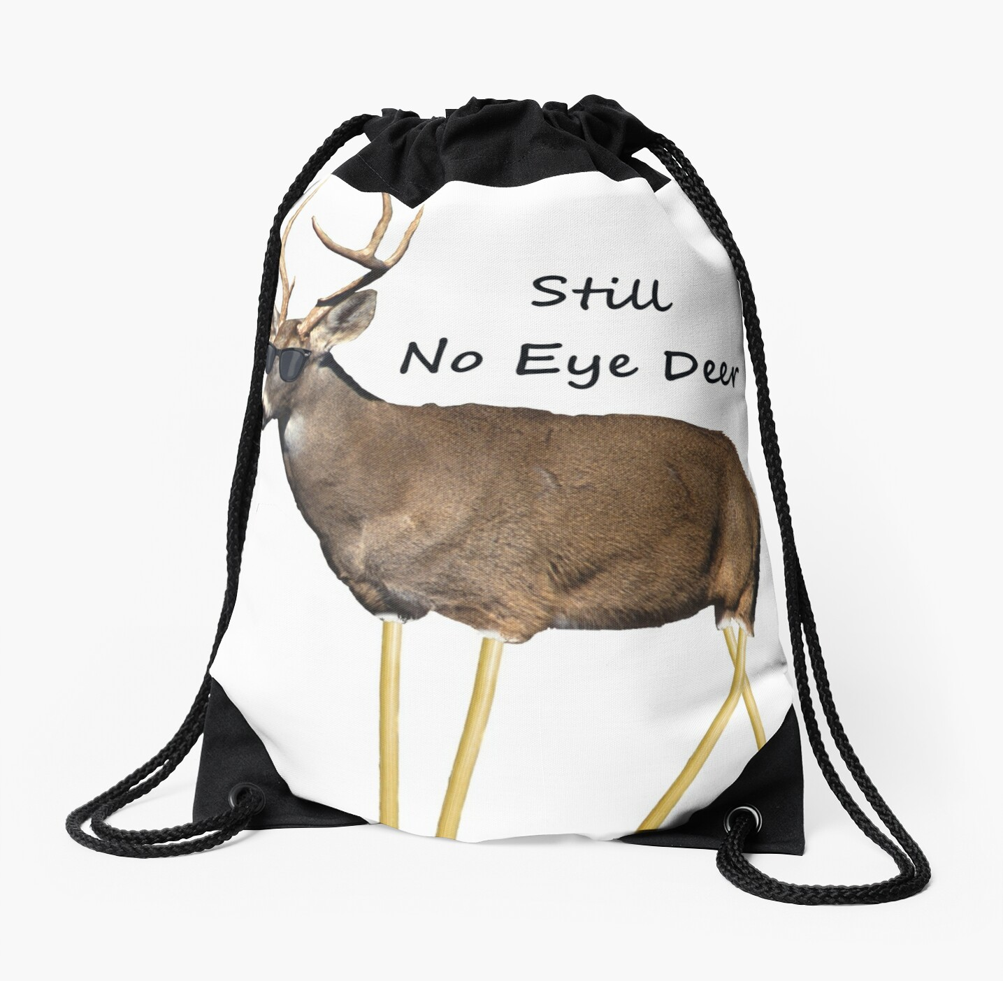 no eye deer