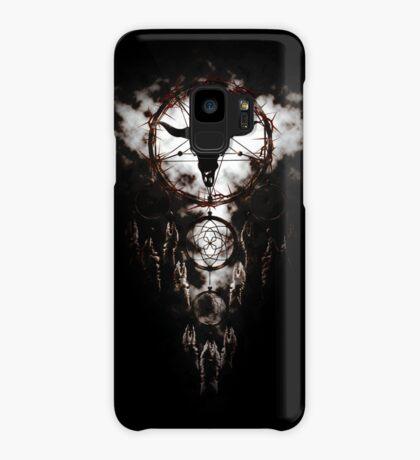 Summoning circle pentagram - Dreamcatcher Case/Skin for Samsung Galaxy