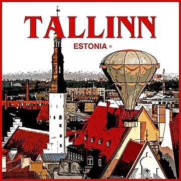 Tallinn World Tour in Estonia by vysolo