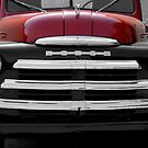 Vintage Dodge Pick-Up by Colleen Drew