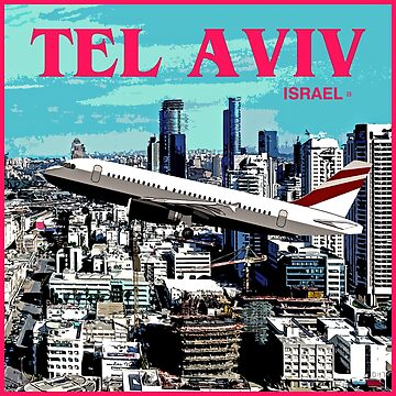 Tel Aviv World Tour in Israel by vysolo