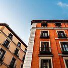 Old Buildings in Madrid by JJFarquitectos