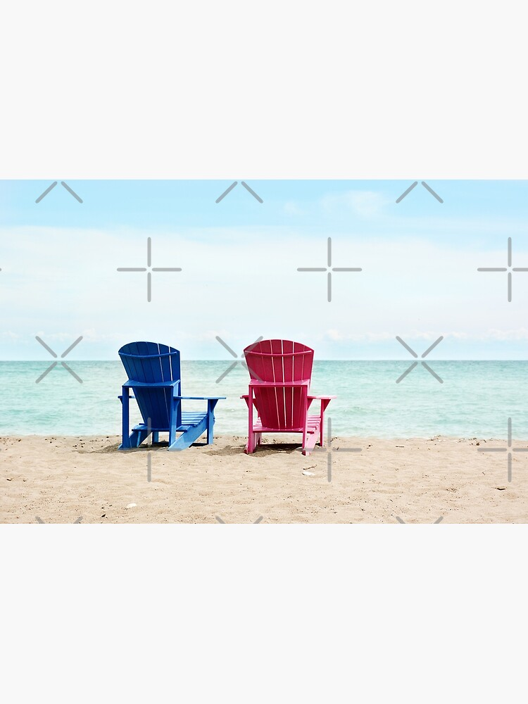 AFE Beach Chairs, Beach Photography by afeimages1