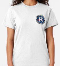Truth Revolution Badge Style V9 T-shirt classique