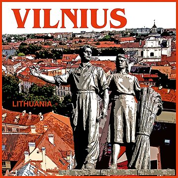 Vilnius World Tour in Lithuania by vysolo