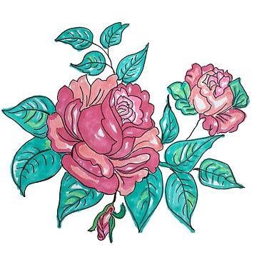 Roses by twinkletoes21