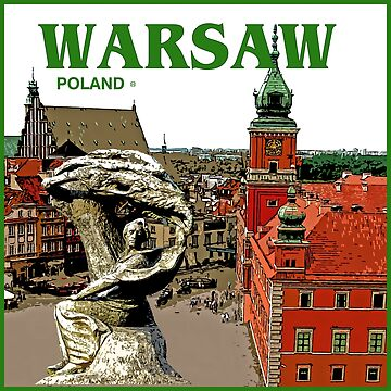 Poland's Warsaw World Tour by vysolo